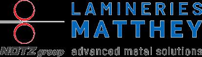 Logo Lamineries MATTHEY